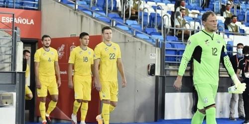 Супероктябрь сборной Украины: сыграем против Франции, Германии и Испании