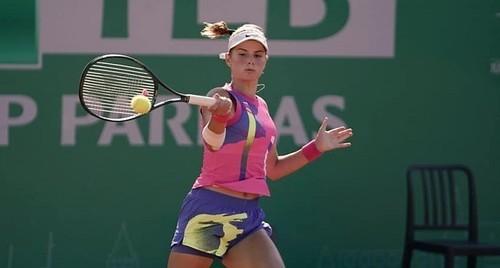 Завацкая стартовала с победы в одиночном разряде на турнире ITF во Франции