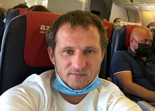 ФОТО. Алиев отправился на море