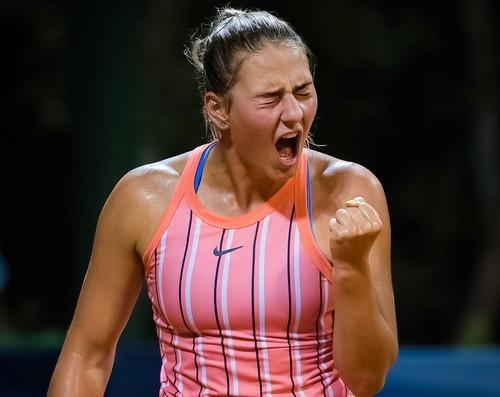 Марта Костюк рассказала, как потратит призовые за US Open