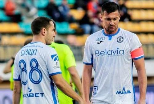 Брестское Динамо проиграло в Израиле и теперь будет играть в Лиге Европы