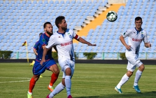 Николаев — Черноморец — 1:0. Видео гола и обзор матча