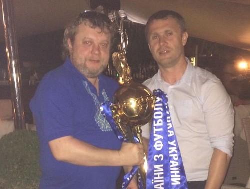 Алексей АНДРОНОВ: «Ребров – лучший молодой тренер Европы»