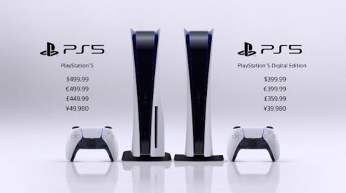 ОФИЦИАЛЬНО. PlayStation 5 будет стоить 499 долларов. Релиз - 12 ноября