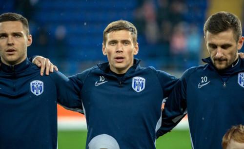 Десна продает Александра Филиппова в чемпионат Бельгии