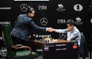 Непомнящий вырвался вперед в шахматном Турнире претендентов