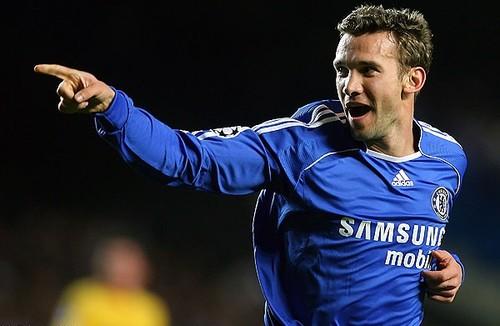 В 2006 году Шевченко был вторым по стоимости футболистом в мире
