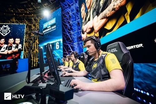 Natus Vincere обыграли Complexity на ESL Pro League Season 11