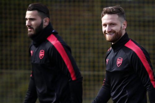 Арсенал намерен расстаться с пятью игроками