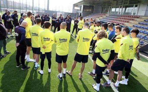 В Барселоне планируют возобновить тренировки 27 апреля