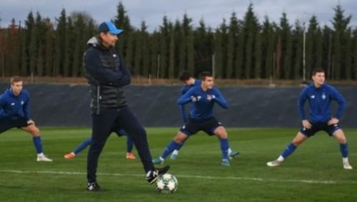 Тренер Динамо U19: «Надеюсь, ребята серьезно приняли беседу о коронавирусе»
