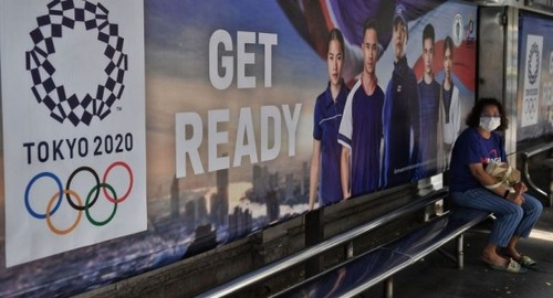 Президент МОК: «Пусть Олимпийский огонь будет светом в конце тоннеля»