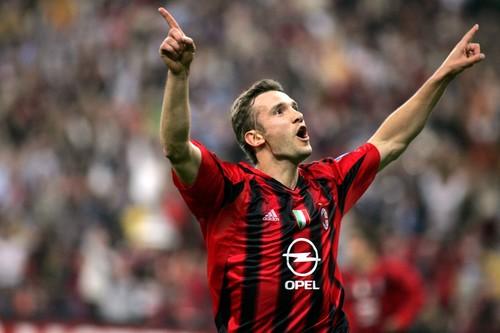 14 років тому Шевченко забив свій останній гол у Серії А
