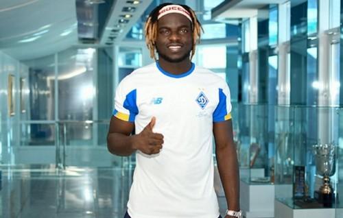 БЕНИТО: «Следил за Динамо, когда еще жил в Африке»