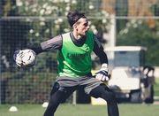 ВИДЕО. Лунин готовится к старту чемпионата Испании
