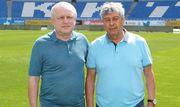 Луческу пригласил Суркиса на выездной матч с Гентом