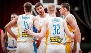 Отбор на Евробаскет. Сборная Украины будет играть в изолированном лагере