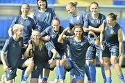 Женская сборная Украины одержала первую победу в квалификации Евро-2022