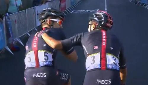 Тур де Франс. Двойной успех Ineos, Роглич все ближе к победе