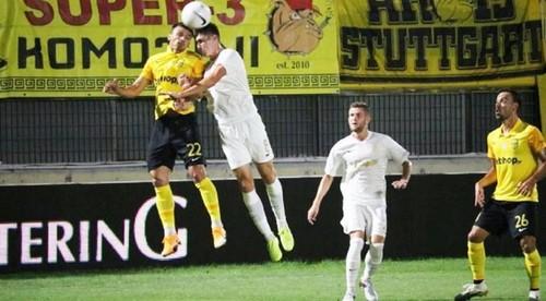 Колос дебютував у єврокубках з перемоги в Греції, рекорд Бубки перевершено