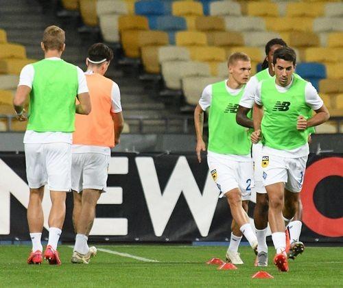 Динамо проведет без зрителей три ближайших домашних матча