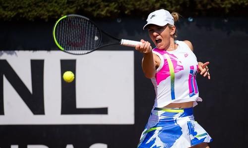 Ястремская покидает турнир в Риме, во второй раз уступив Халеп