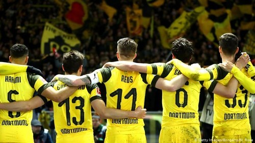 Де дивитися онлайн матч чемпіонату Німеччини Боруссія Д – Боруссія М