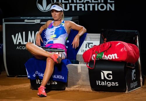 ВІДЕО. Як Світоліна розібралася з Кузнєцовою і вийшла до 1/4 фіналу в Римі