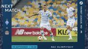 Сирота, Леднев и Цитаишвили - в основе Динамо на матч УПЛ