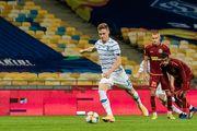 Цыганков забил юбилейный гол в УПЛ