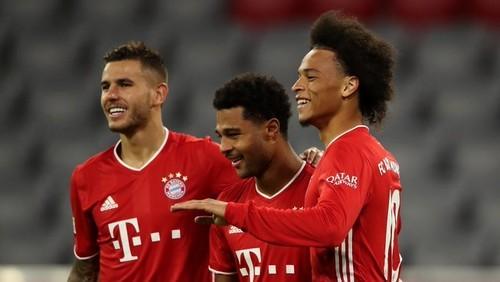 Бавария – Шальке – 8:0. Видео голов и обзор матча