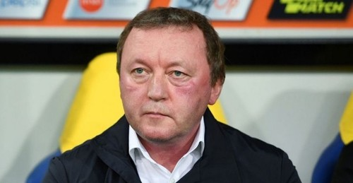Владимир ШАРАН: «Александрия не может забить три матча подряд. Проблема»