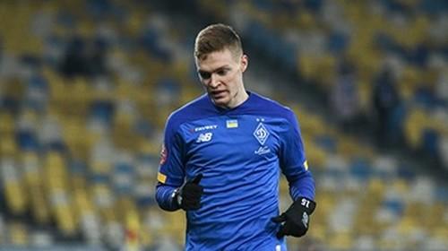 Виктор Цыганков забил 50-й мяч в чемпионатах Украины