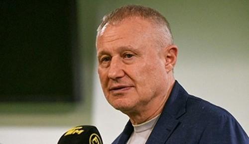 Григорій СУРКІС: «У першому таймі ми взагалі не бачили Динамо»