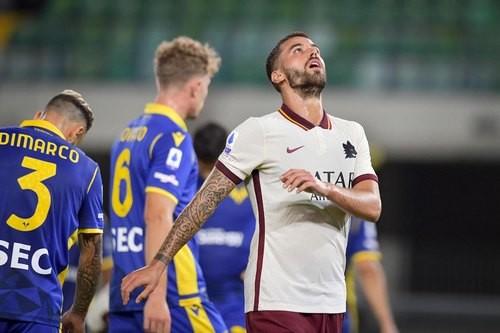 Эллас Верона – Рома – 0:0. Видео голов и обзор матча