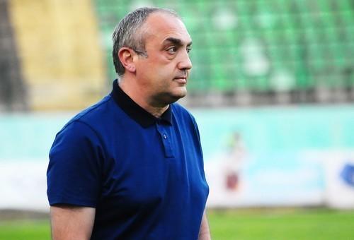 Георгий ЦЕЦАДЗЕ: «Мы создаем новую команду»