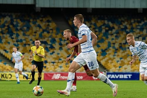 Миколенко став наймолодшим капітаном Динамо після Циганкова