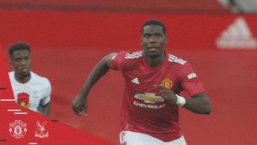 Манчестер Юнайтед - Кристал Пэлас - 1:3. Видео голов и обзор матча