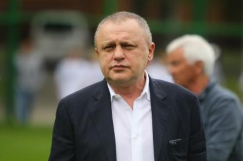 Игорь СУРКИС: «Пришло время квалифицироваться в Лигу чемпионов»