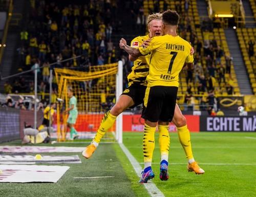 Боруссія Дортмунд - Боруссія М - 3:0. Відео голів та огляд матчу