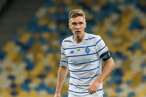 Сидорчук провел юбилейный матч в УПЛ