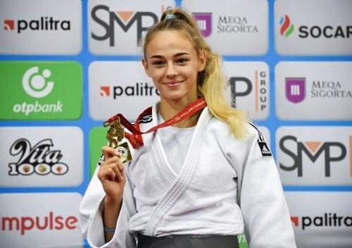 ВИДЕО. Два года назад Билодид стала самой молодой чемпионкой мира по дзюдо