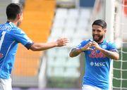 Чемпионат Италии. Наполи стартовал с уверенной победы над Пармой