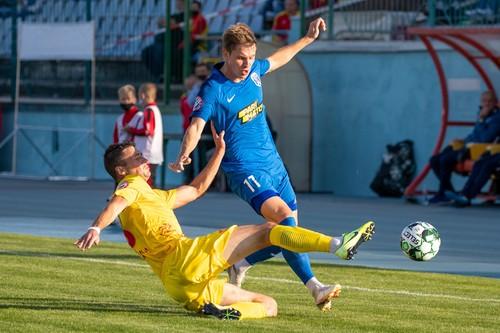 Андрій Гітченко провів 200-й матч у чемпіонатах України