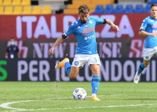Парма – Наполи – 0:2. Видео голов и обзор матча