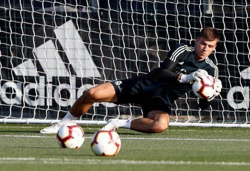 Лунін перебуває в запасі Реала на матч проти Реала Сосьєдад