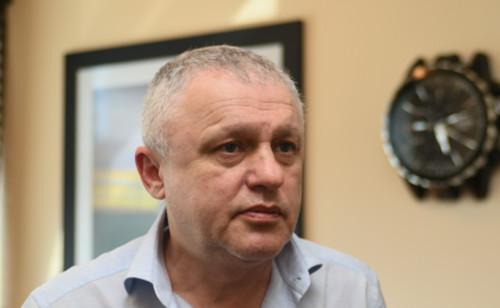 Ігор СУРКІС: «Пропоную Луческу, щоб він переїхав з бази у квартиру»