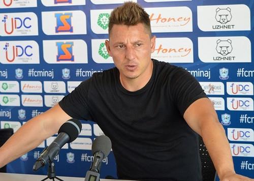 Василь КОБІН: «Олімпік покарав нас за наші ж помилки»