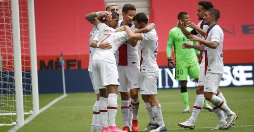 Ницца – ПСЖ – 0:3. Видео голов и обзор матча