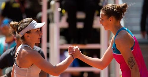 Симона ХАЛЕП: «Хорошо, чтов финале не придется играть со Свитолиной»